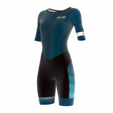 Tri Suit Woman Short Sleeve - WA2