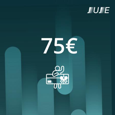 Gift card - 75€