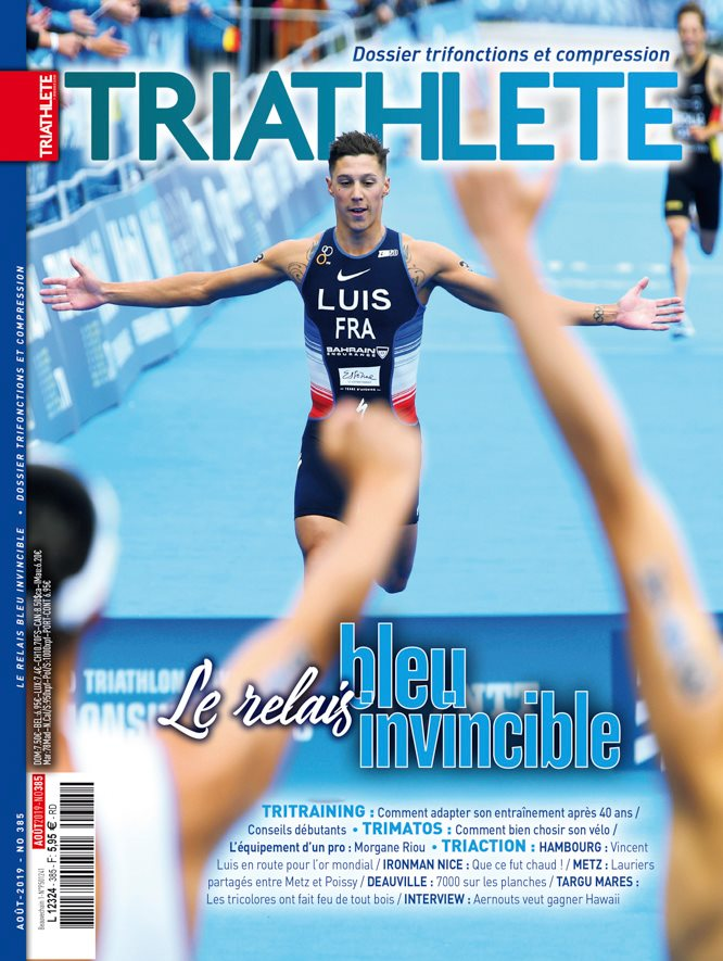 Triathlète Magazine JUJE